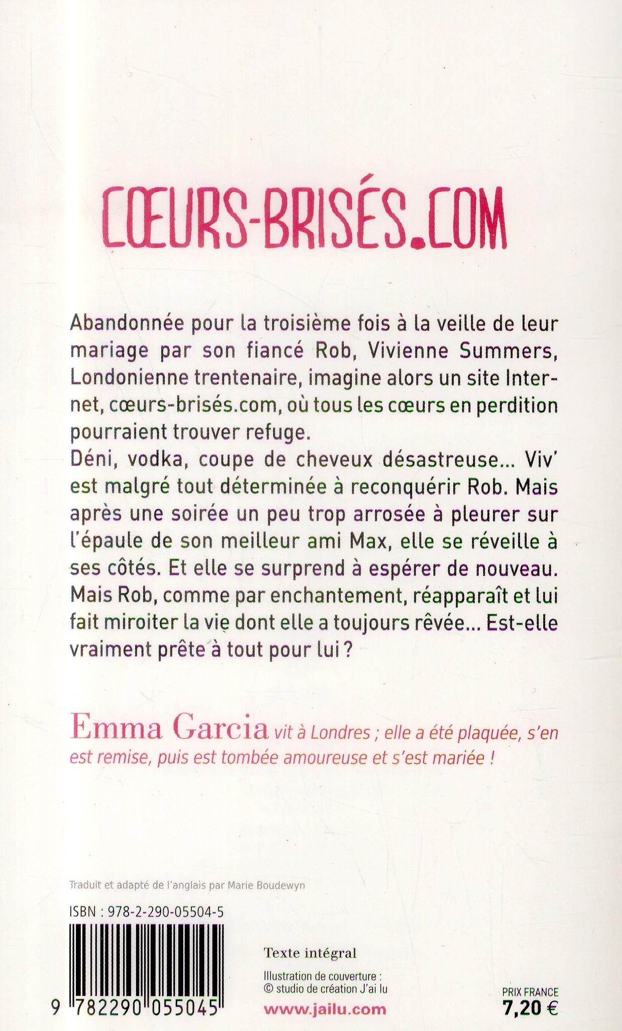Coeurs brisés.com