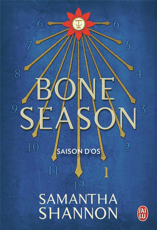 Bone season t.1 ; saison d'os