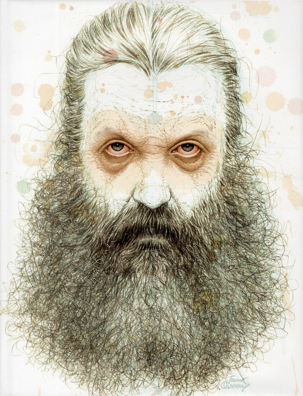 Alan Moore, Une Biographie Illustree