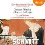 Vente AudioBook : Madame Pylinska et le secret de Chopin  - Éric-Emmanuel Schmitt