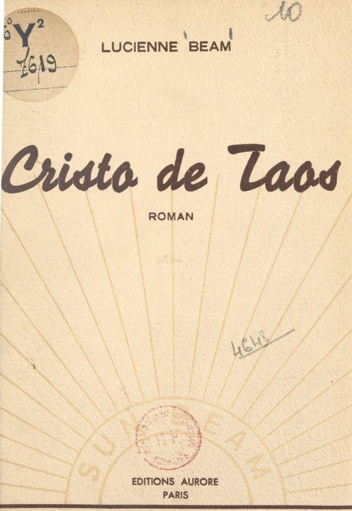 Cristo de Taos
