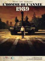 L'Homme de l'année T16. 1989  - Gin - Dorothée Smulkowski