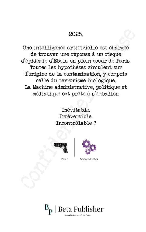 S.A.R.R.A. ; une intelligence artificielle