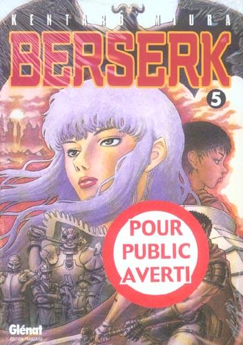 Berserk - Tome 05
