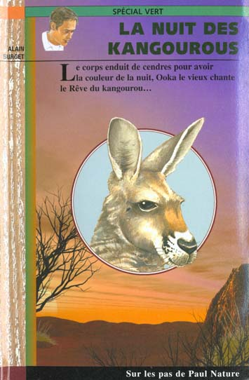 La nuit des kangourous