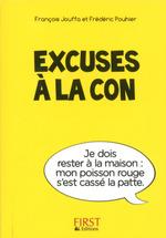 Vente EBooks : Petit Livre de - Excuses à la con  - Frédéric Pouhier - Susie Jouffa - François Jouffa