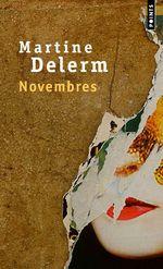 Vente Livre Numérique : Novembres  - Martine Delerm