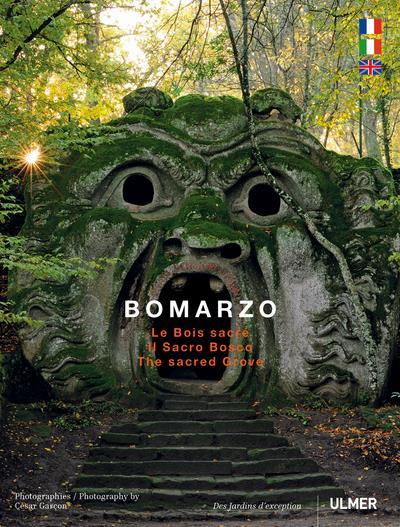 Bomarzo ; le bois sacré