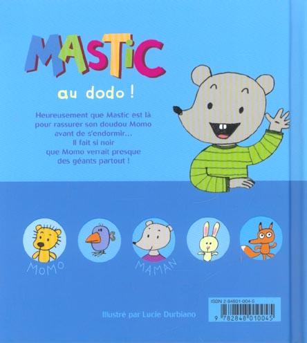 Mastic au dodo