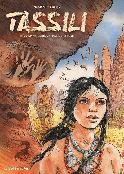Tassili : une femme libre au mésolithique