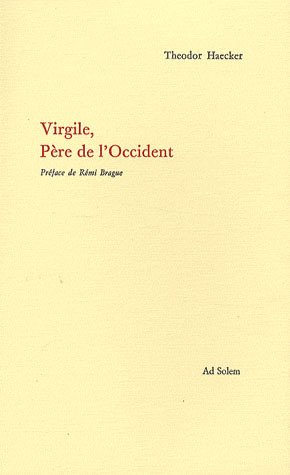 Virgile, père de l'occident