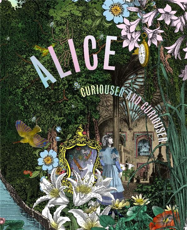 Wonderland : alice's adventures underground