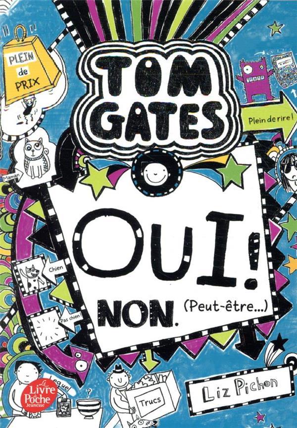 Tom Gates t.8