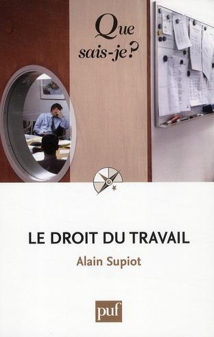 Droit du travail (4e édition)