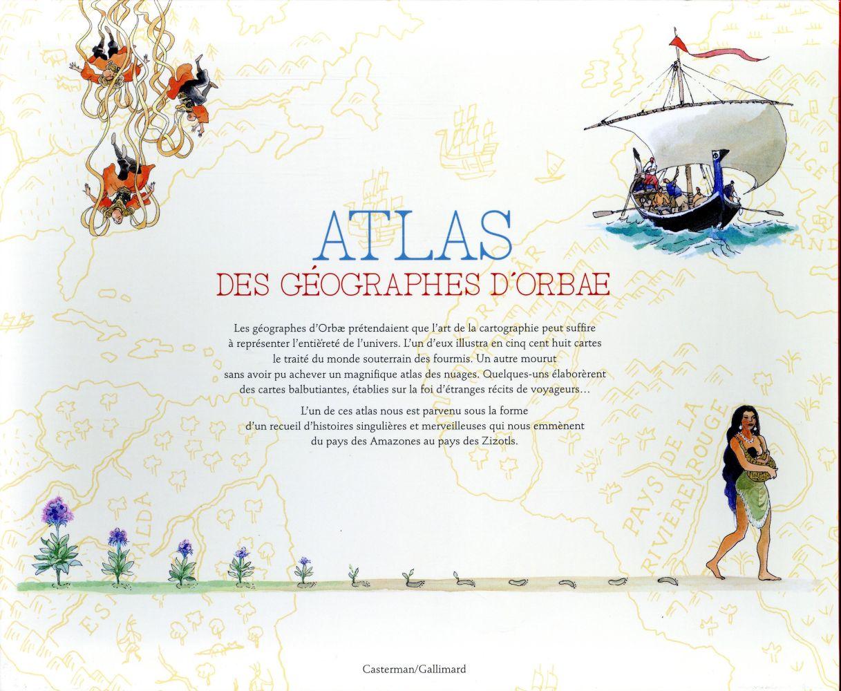Atlas des géographes d'Orbae t.1