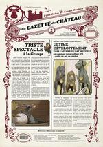 Vente Livre Numérique : Le Château des Animaux (Tome 2) - La Gazette du Château  - Xavier Dorison