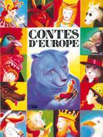 Couverture de Contes d'europe