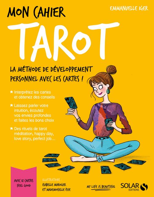 Vente EBooks : Mon cahier Tarot  - Emmanuelle IGER
