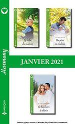 Vente EBooks : Pack mensuel Harmony : 3 romans (Janvier 2021)  - Michelle Douglas - Laurel Greer - Kandy Shepherd