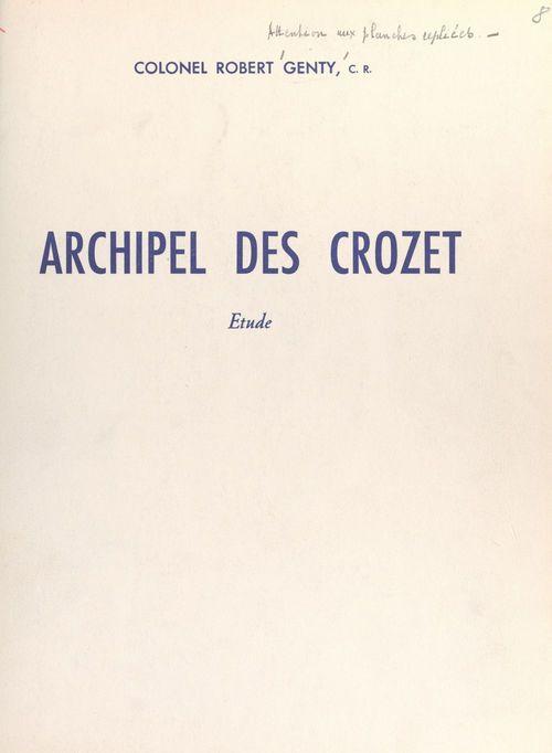 Archipel des Crozet