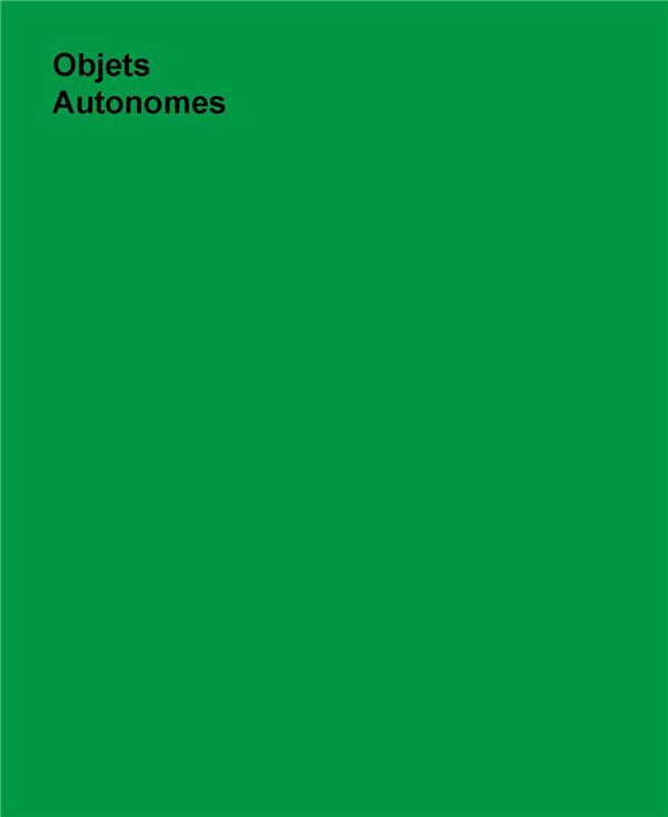 Objets autonomes