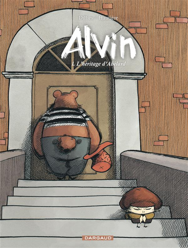 Alvin t.1 ; l'héritage d'Abélard