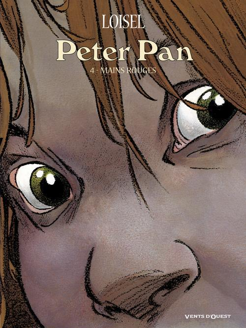 Peter Pan T.4 ; mains rouges
