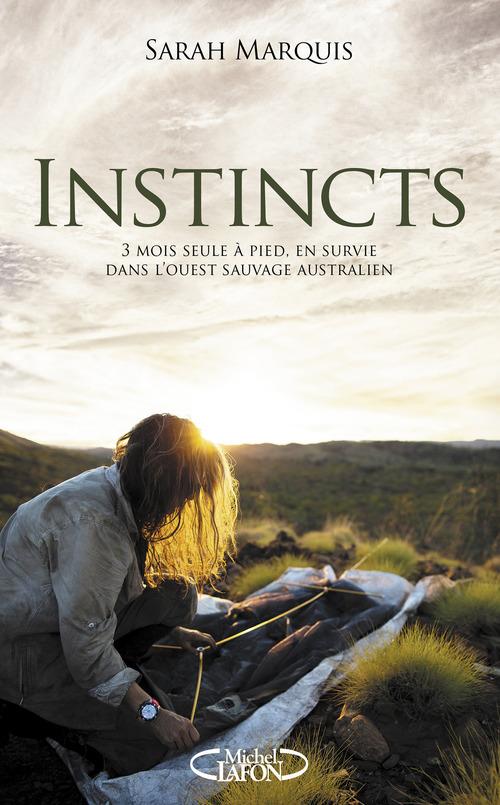 Vente EBooks : Instincts  - Sarah MARQUIS