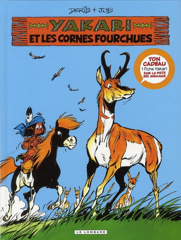 Yakari T.23 ; Et Les Cornes Fourchues