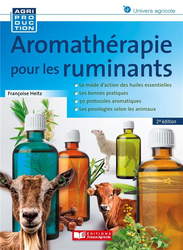 Aromathérapie pour les ruminants (2e édition)