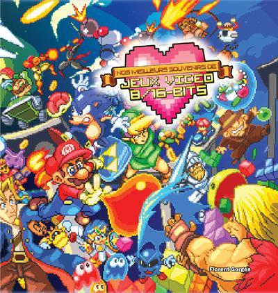 Nos meilleurs souvenirs de jeux video 8/16 bits