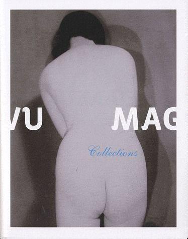 Vu mag t.5 ; collections sur le divan