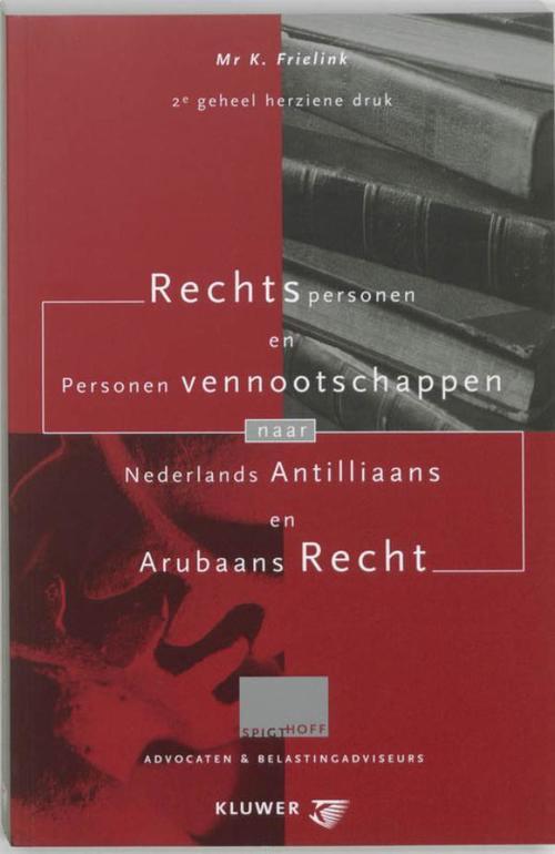 Rechtspersonen en personenvennootschappen naar Nederlands en Arubaans