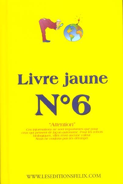 Livre jaune t.6