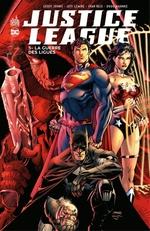Justice League - Tome 5 - La guerre des ligues