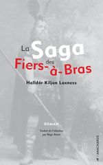 Vente Livre Numérique : La Saga des fiers-à-bras  - Halldór Kiljan Laxness