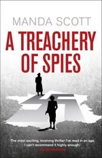 Vente EBooks : A Treachery of Spies  - Manda Scott