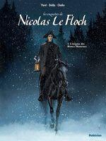 Vente EBooks : Les enquêtes de Nicolas Le Floch T.1 ; l'énigme des Blancs-Manteaux  - Chaiko