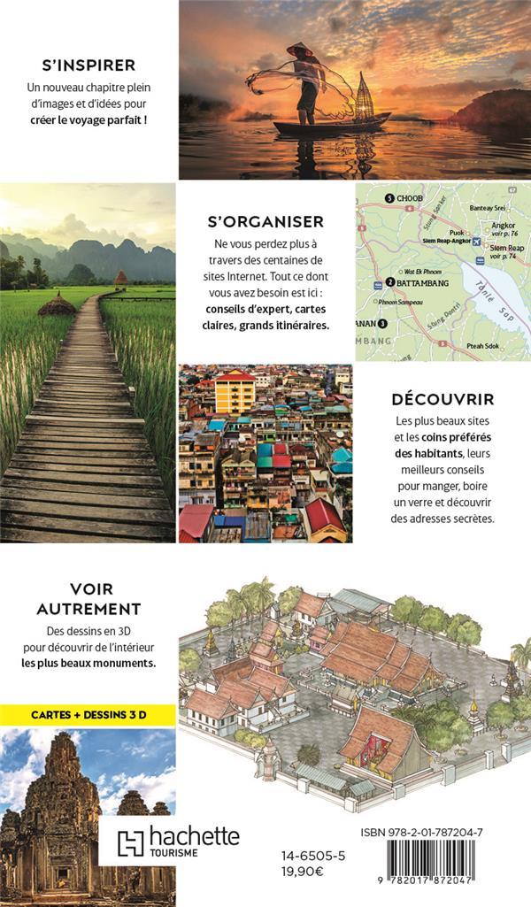 Guides voir ; Cambodge et Laos