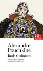 Vente Livre Numérique : Boris Godounov  - Alexandre Pouchkine
