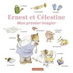 Vente EBooks : Les imagiers d´Ernest et Célestine - Mon premier imagier Ernest et Célestine  - Gabrielle Vincent