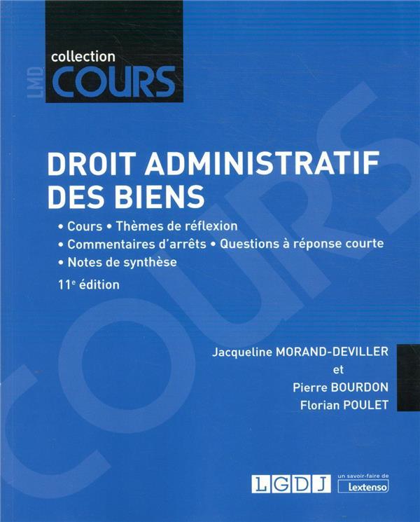 Droit administratif des biens (11e édition)