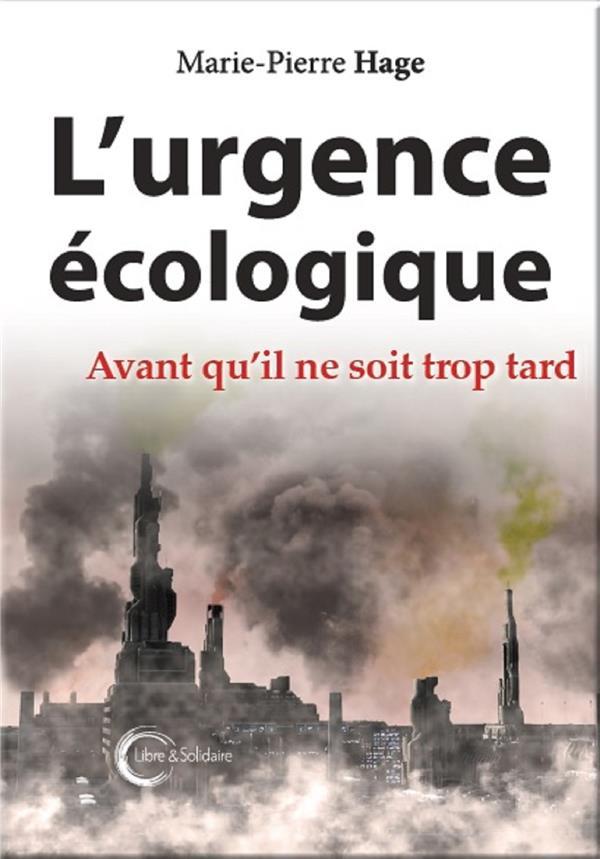 l'urgence écologique