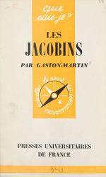 Les Jacobins  - Gaston Martin