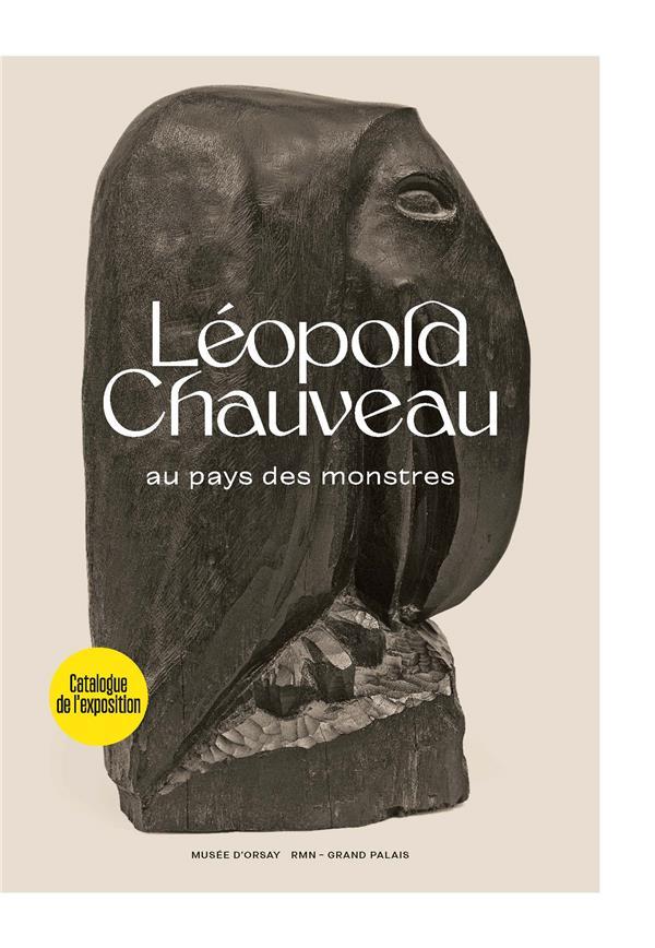 LEOPOLD CHAUVEAU AU PAYS DES MONSTRES