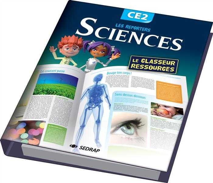 Guide Les Reporters Sciences ; Ce2
