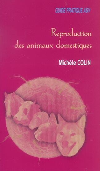 reproduction des mammiferes domestiques