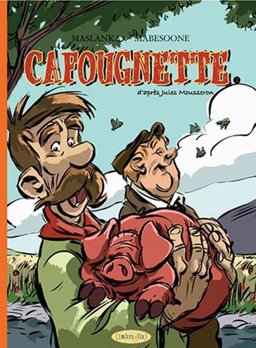 Cafougnette t.2