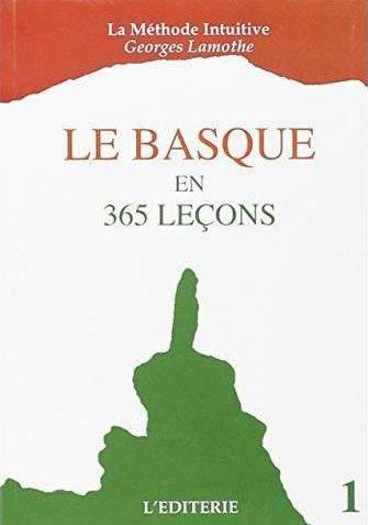 Le basque en 365 lecons 1