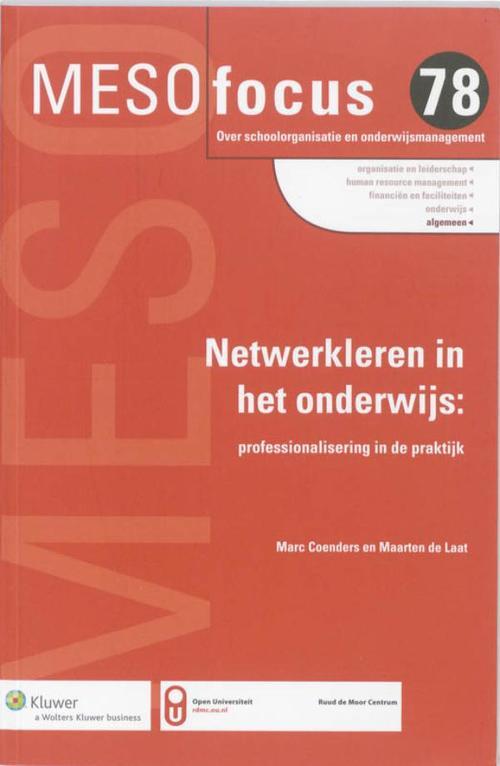 Netwerkleren in het onderwijs